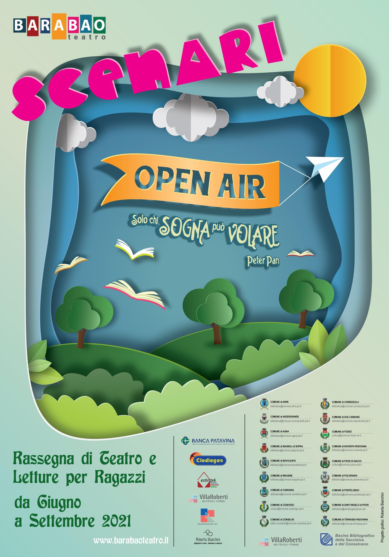 """Rassegna estiva """"Nuovi Scenari - Open Air"""""""